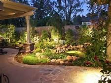 Garden Lighting in Atlanta