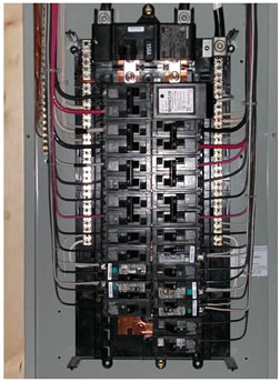 Electrical Panel Repair in Atlanta, GA | Electrical Panel ... on electrical circuit breaker panel, 150 amp circuit breaker panel, home circuit breaker panel, main circuit breaker panel,