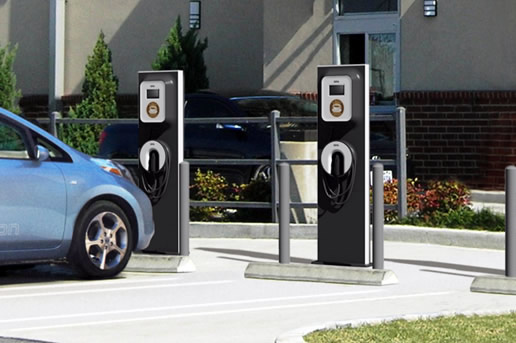 Electric Car Charging Station Installation In Atlanta